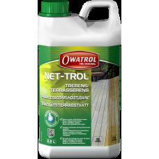 NET-TROL – Trärengöring 2,5 l